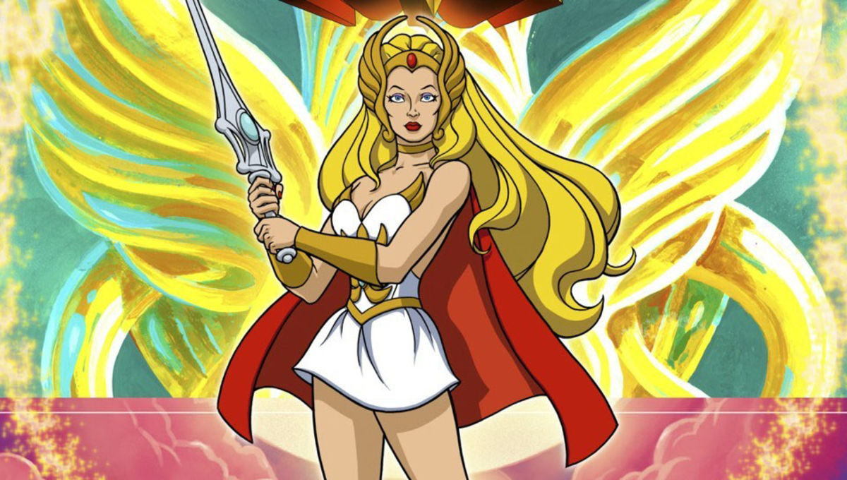32 reasons why She-Ra is the best thing ever