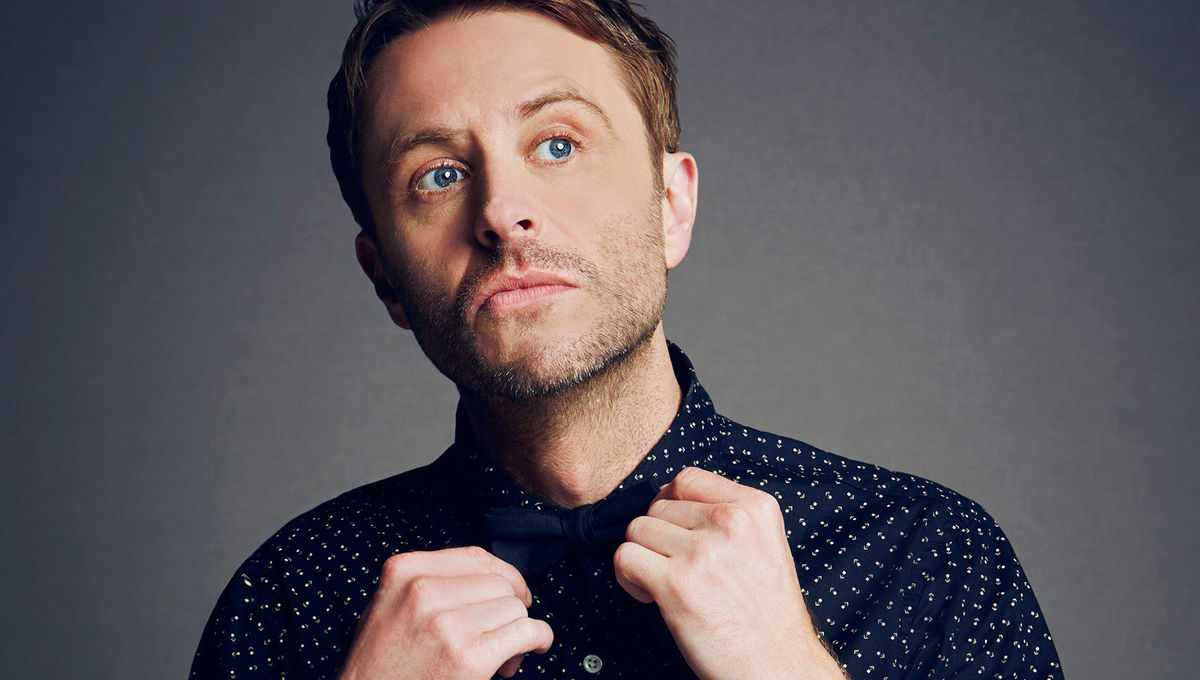 Listen: Adam Savage interviews Chris Hardwick