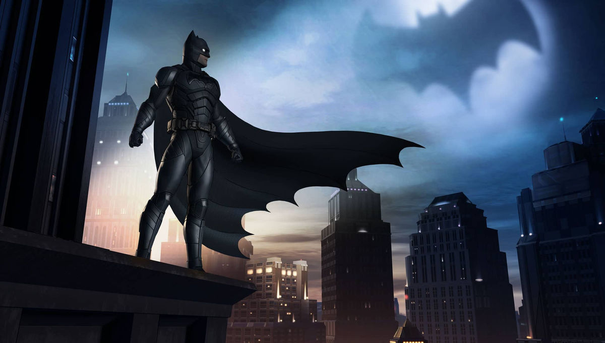 SYFY - Why Telltale's Batman, not the DC movie Batman, is the hero we need now | Why Telltale's Batman, not the DC movie Batman, is the hero we need now
