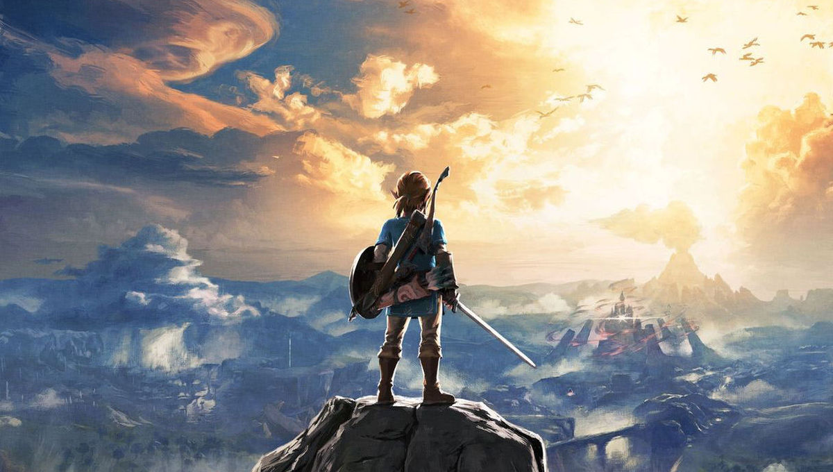 The Legend of Zelda: Breath of the Wild is the game I never knew I needed