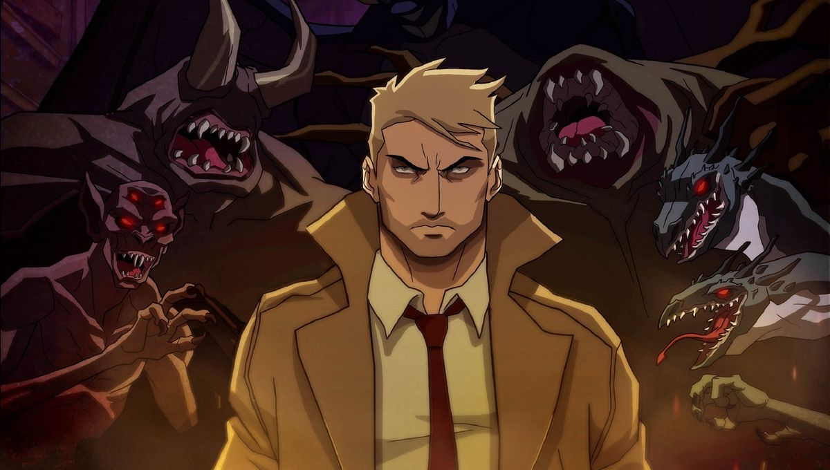 SYFY WIRE: CW Seed Constantine Footage