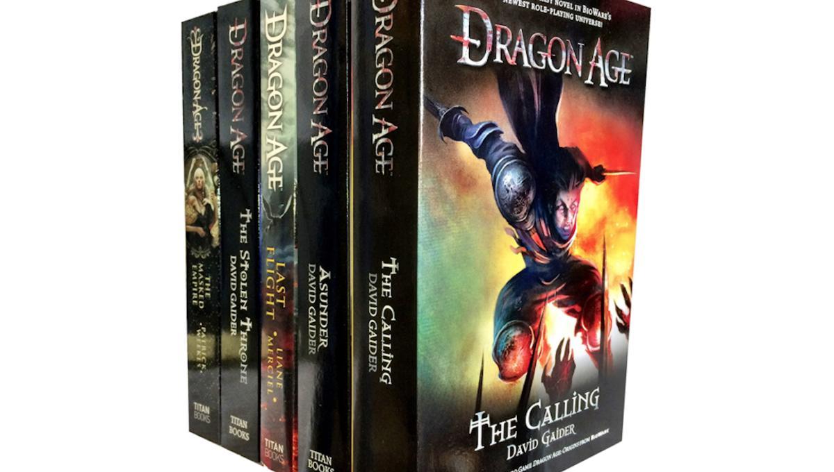 Stuff We Love: Dragon Age novels