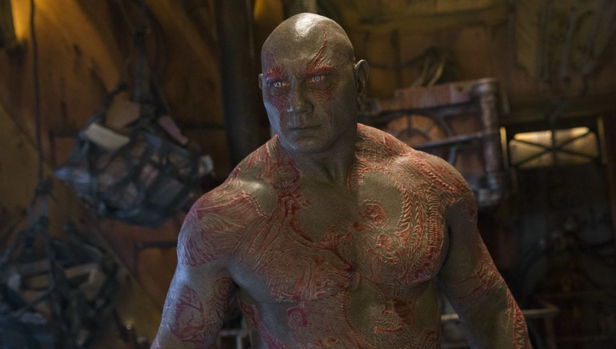 Dave Bautista wants to be released from his contract if James Gunn's script for Guardians of the Galaxy Vol. 3 isn't used