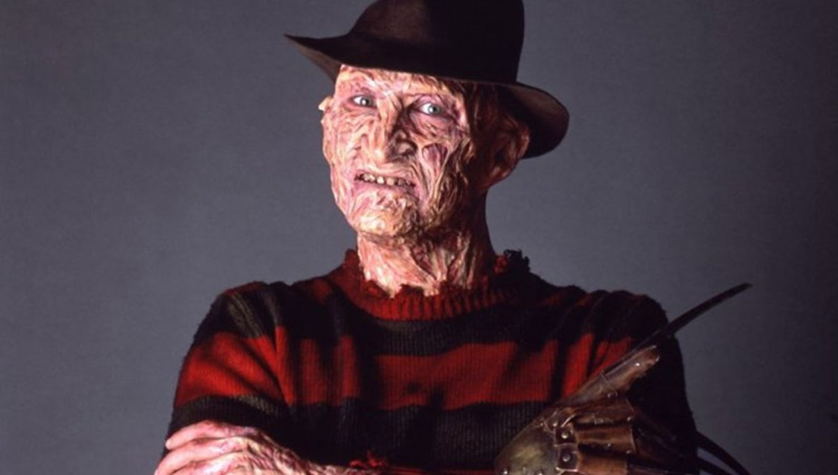 Syfy Chosen One Of The Day Freddy Kruegers Sweater And What It
