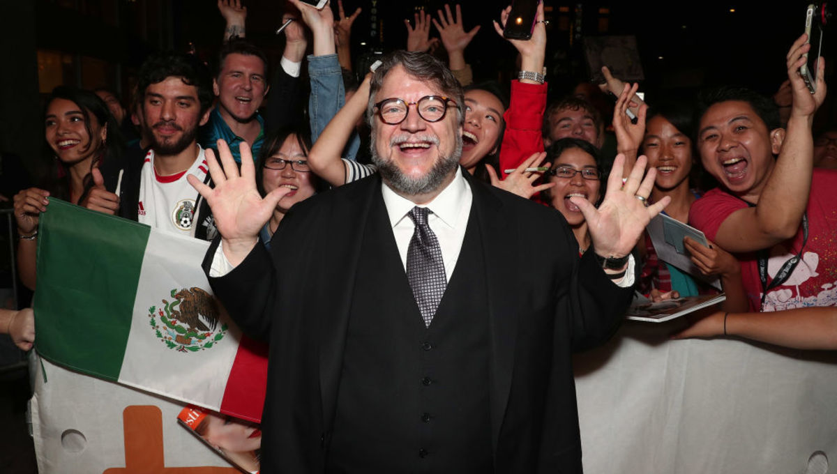How Guillermo del Toro made his dreams (and monsters) come true