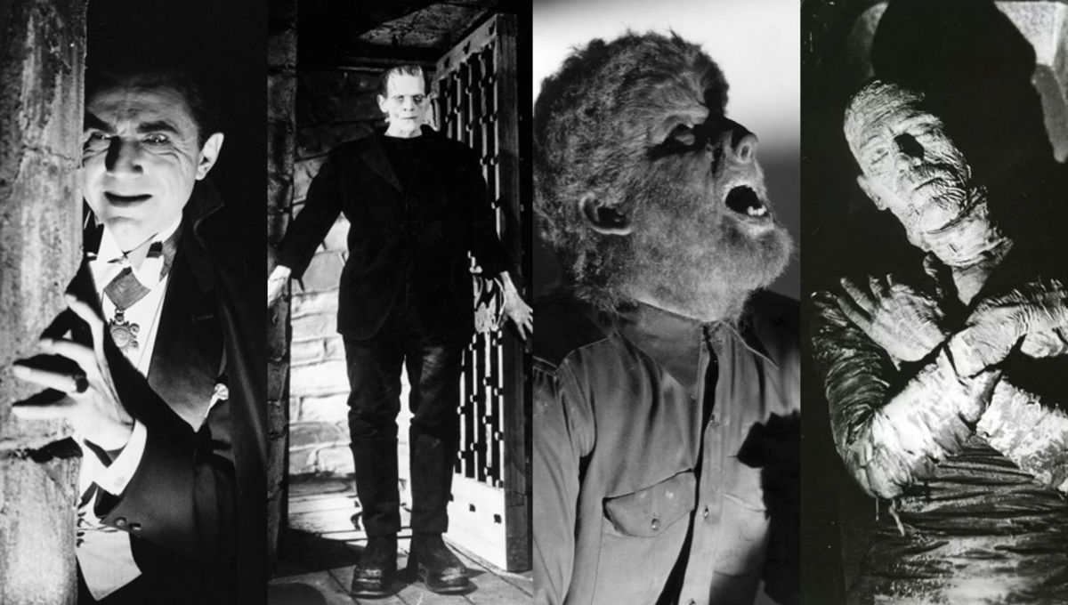 Movie Park Halloween Casting 2019.Dream Casting Halloween Special Universal Monsters Cast