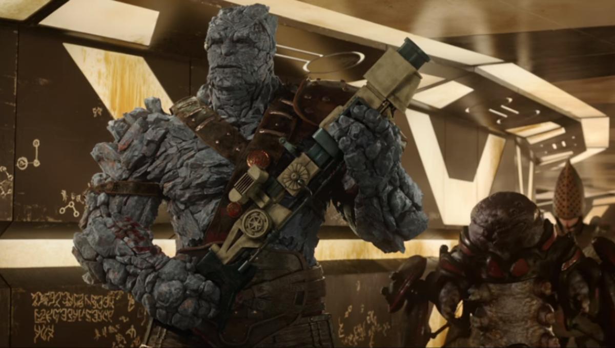 Thor: Ragnarok, Taika Waititi, Korg