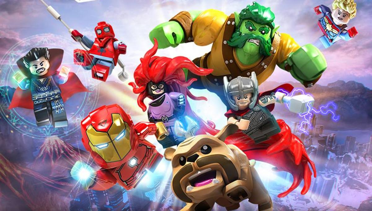 lego marvel heroes 2 pc download free pobierz