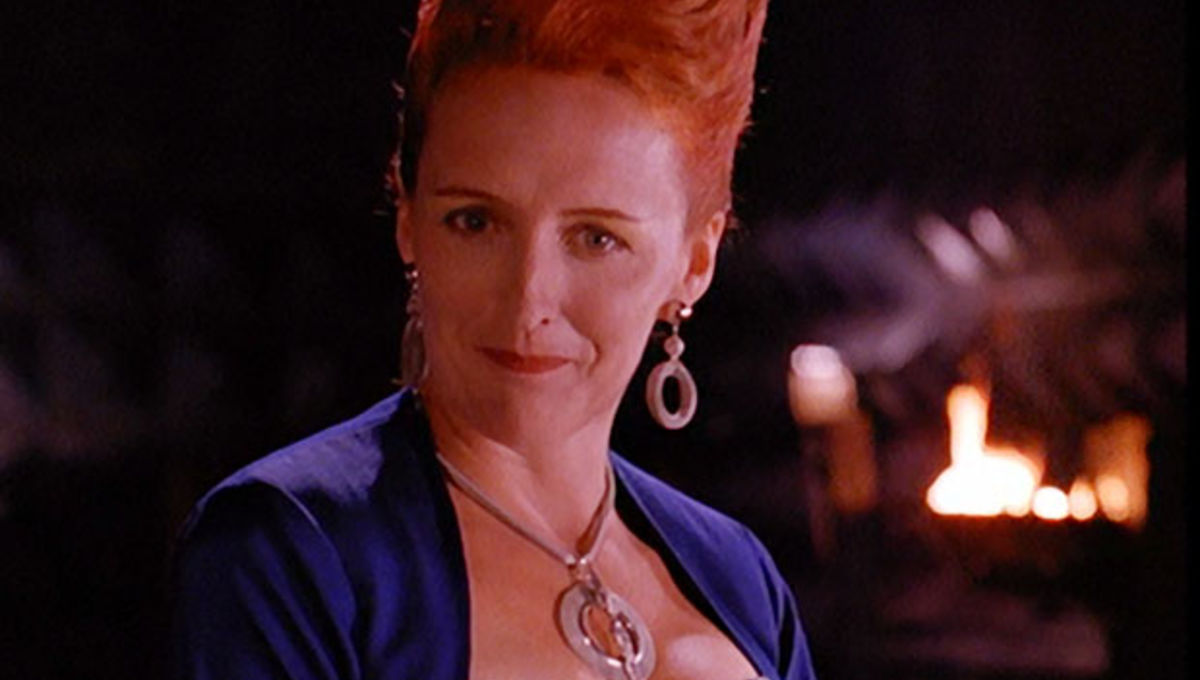 Syfy Chosen One Of The Day Fiona Shaw From Harry Potter As A