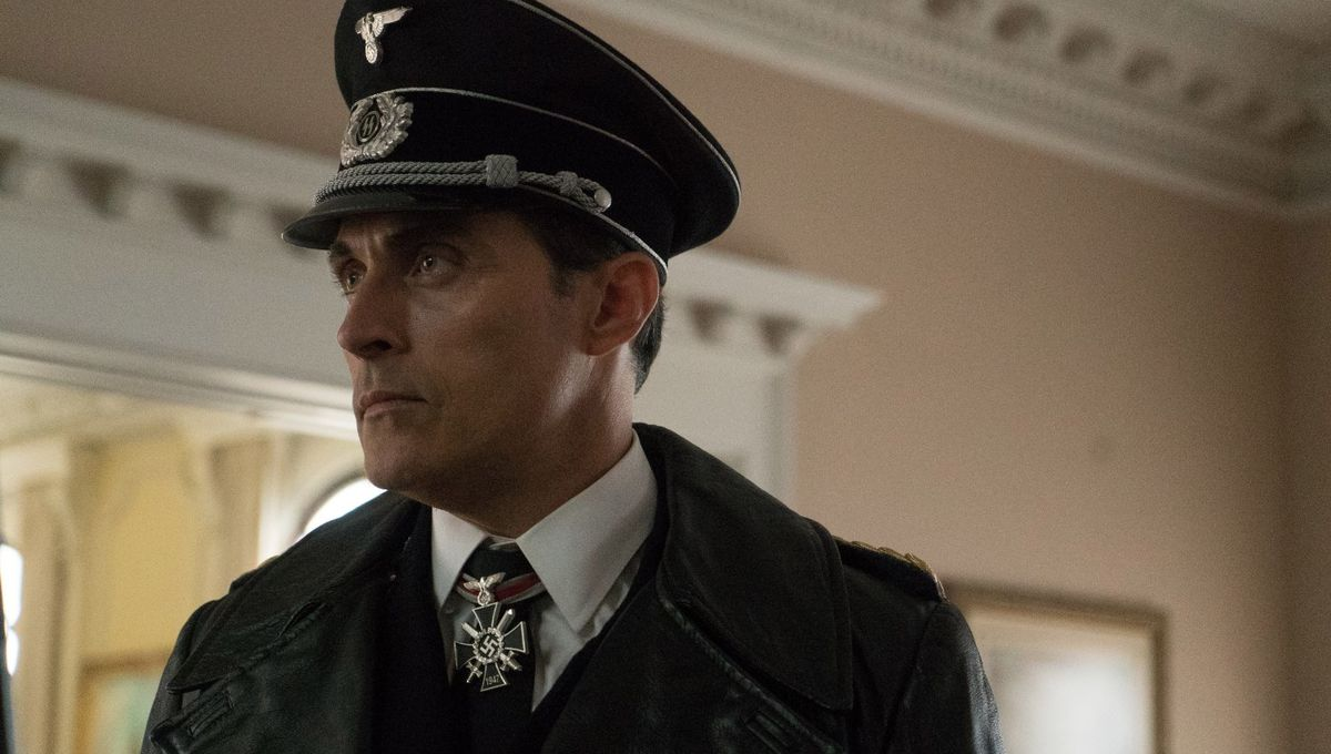 WATCH: The Man in the High Castle's anti-Nazi message is shockingly timely