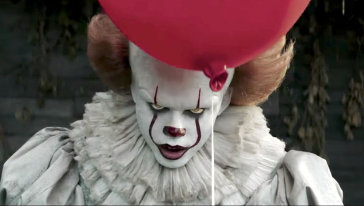 It: Chapter 1— Pennywise