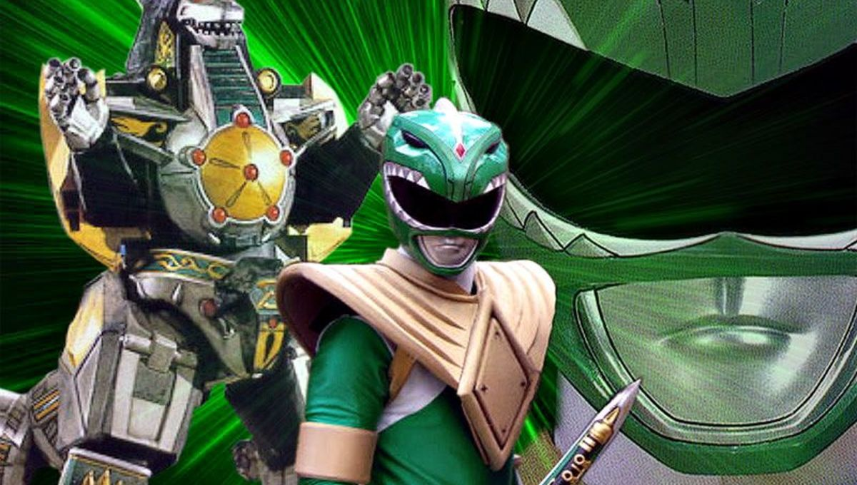 Nycc Wise Words From The Green Power Ranger