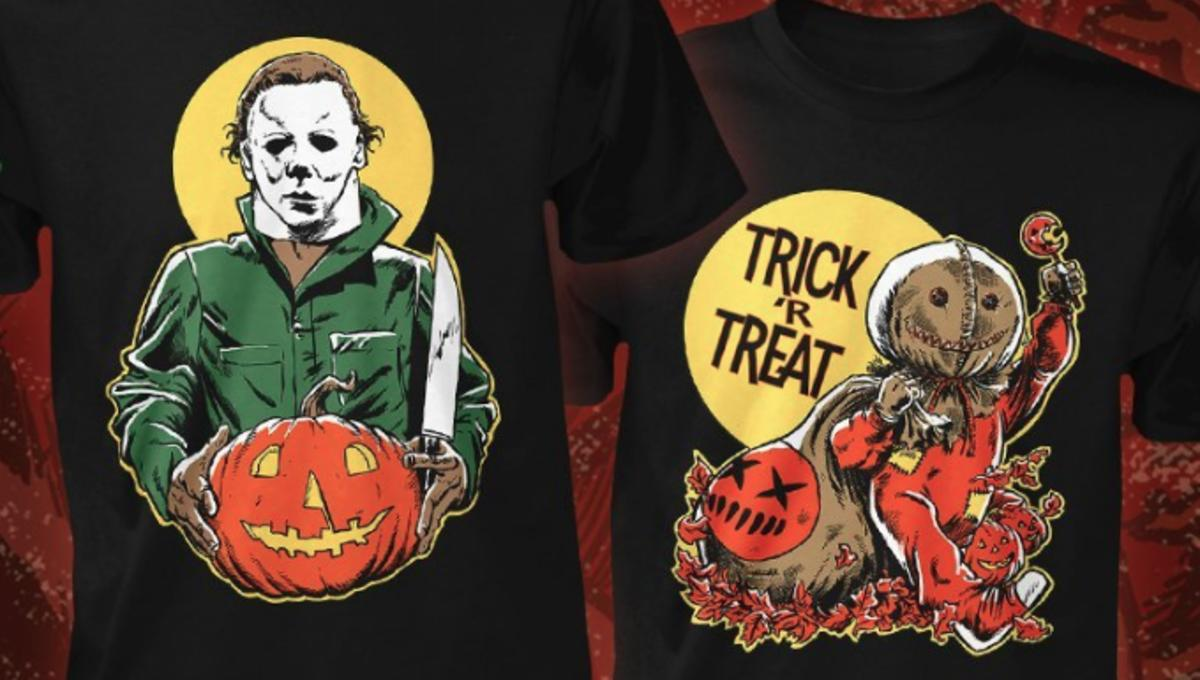 SYFY - 44 Fright-Rags T-shirts to wear this Halloween season