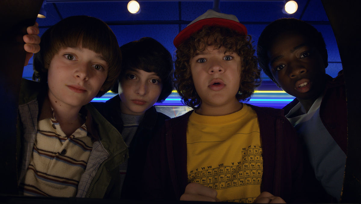 Stranger Things 2 arcade