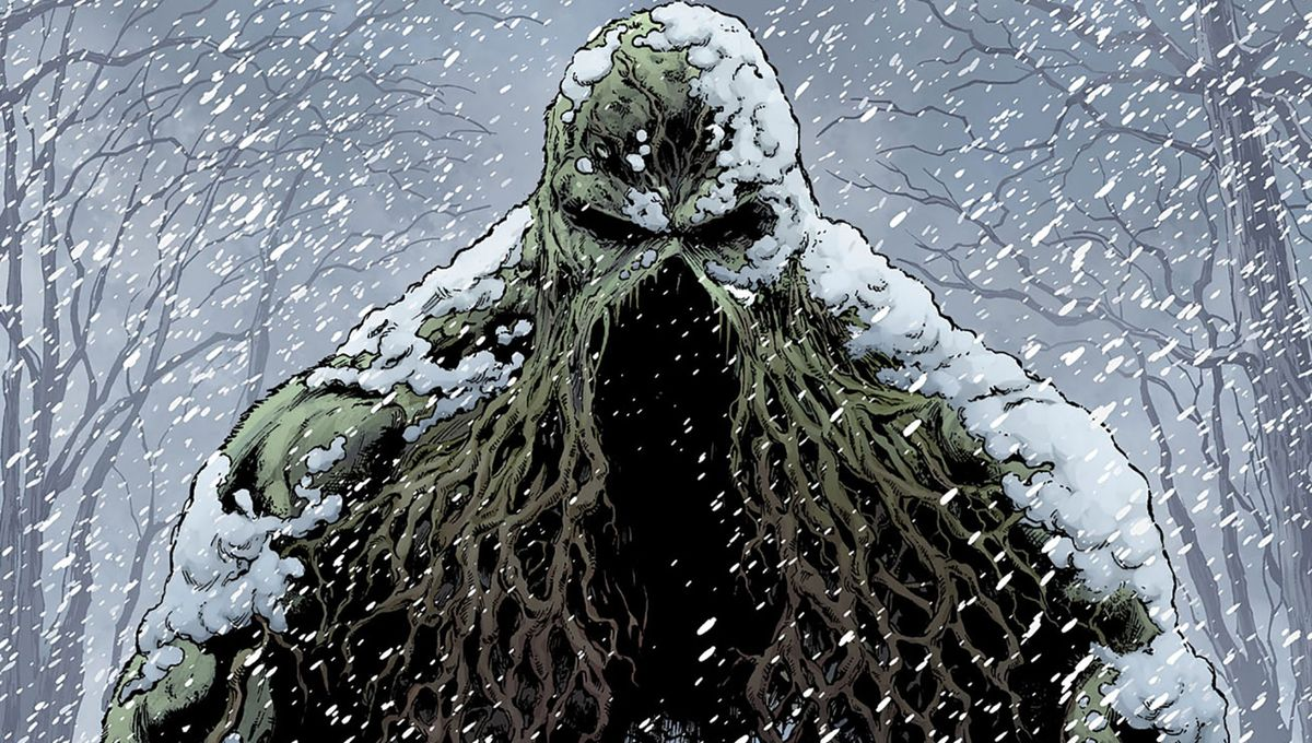 Swamp Thing, queerness, and loving the monster