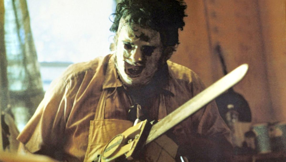 The Texas Chain Saw Massacre with horror legend Barbara ...   Texas Chainsaw Massacre