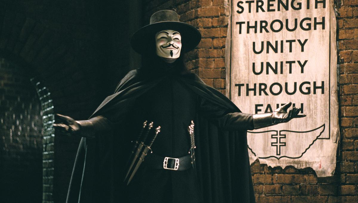 SYFY - Rumor of the Day: Is a V for Vendetta TV series in the works
