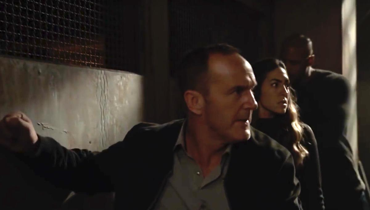 agents of shield season 5 cast