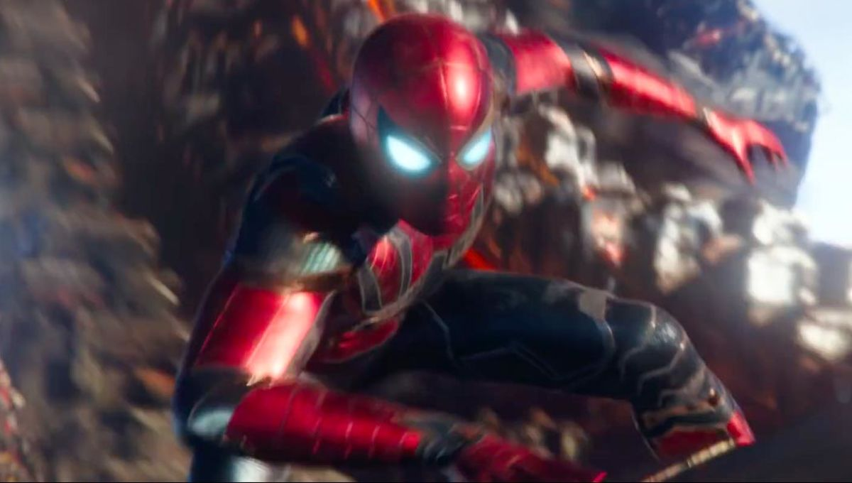 Simple Spider Man Homecoming Infinity War Wallpaper - avengers_infinity_war_spidey_01  Photograph_653317 .jpg?itok\u003dntwfTUSQ