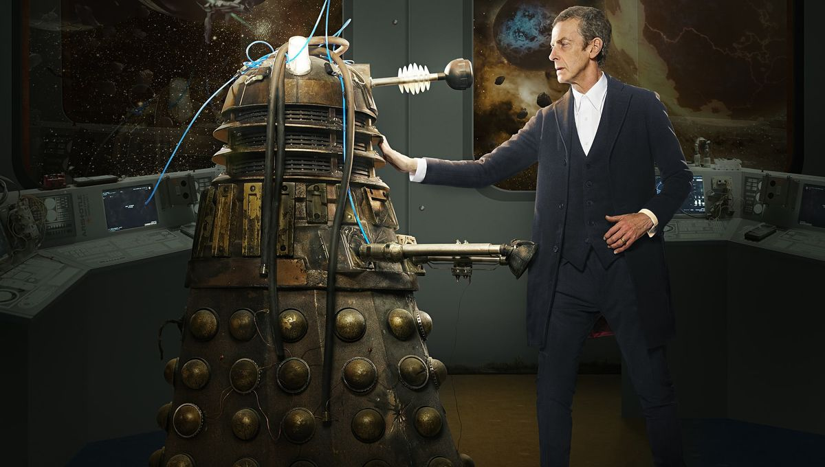 Ter-min-ate! Doctor Who Dalek actor fired for not-so-secret message