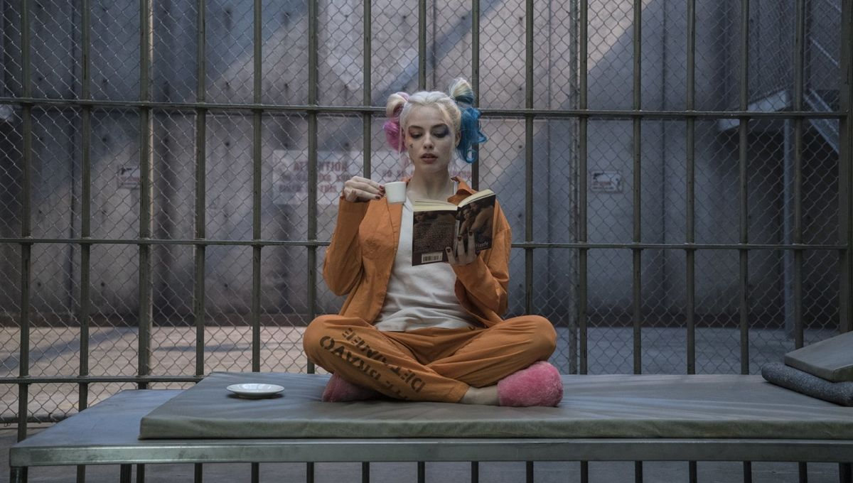 4fa0baf3e689 Margot Robbie working on her very own solo Harley Quinn film