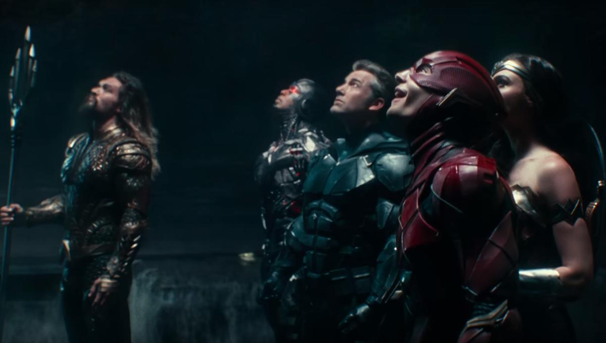 snyder cut of justice league