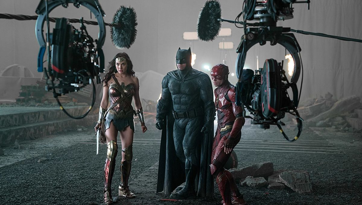 Justice League cinematographer and sound editor on bringing Zack Snyder's original vision to life