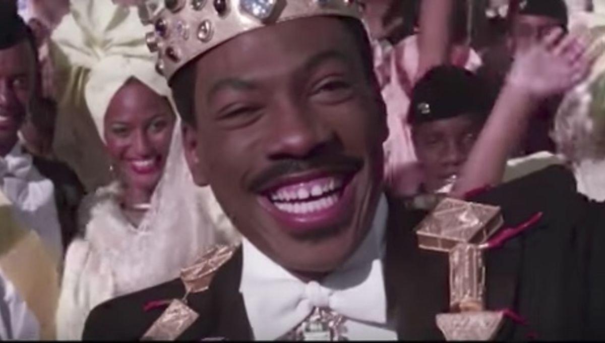 Funny Meme Black Panther : Eddie murphy is black panther in funny or die spoof