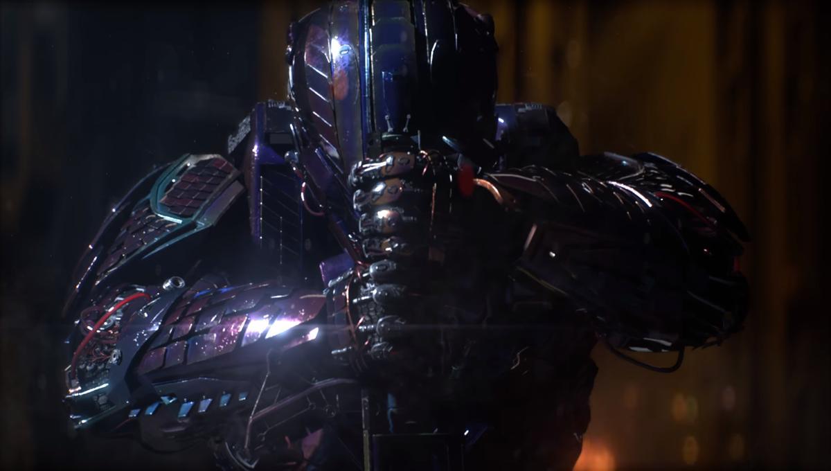 Kneel before Neill Blomkamp's stunning CGI sci-fi short Praetoria