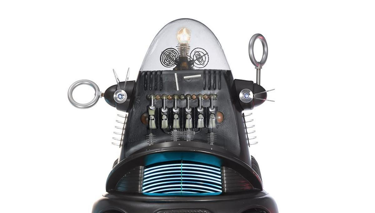 Robby the Robot is now the most valuable movie prop sold at auction