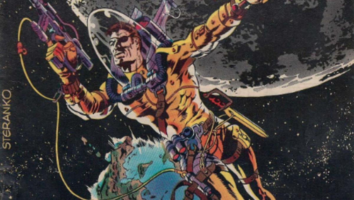 marvel legend jim steranko picks his top 5 covers to celebrate his