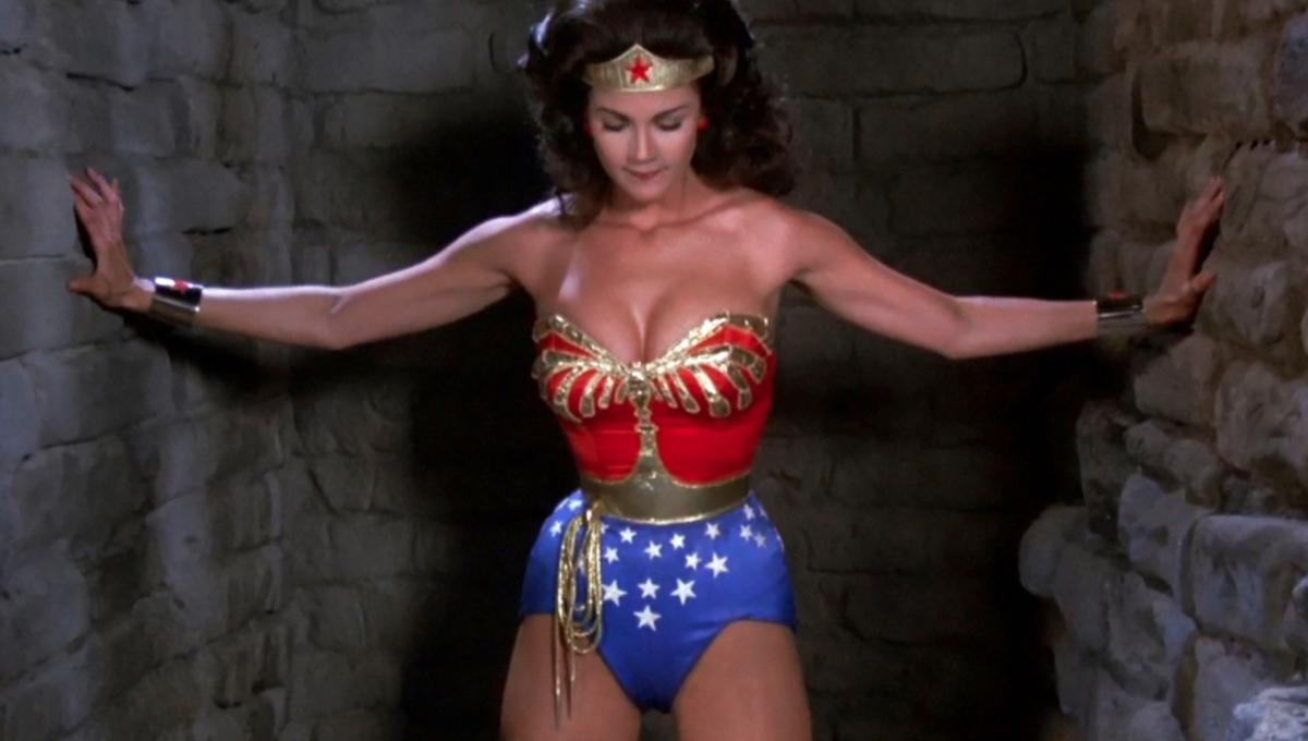 WATCH: Everything you never knew about the Wonder Woman TV