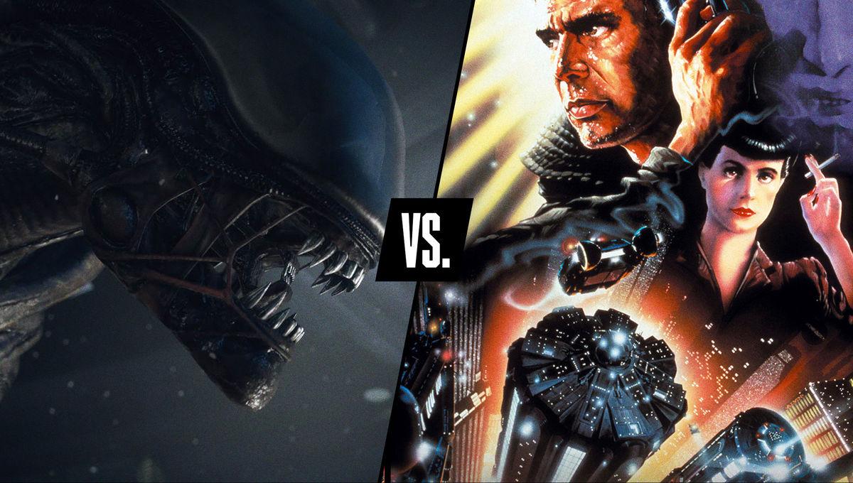 Debate Club: Alien vs Blade Runner