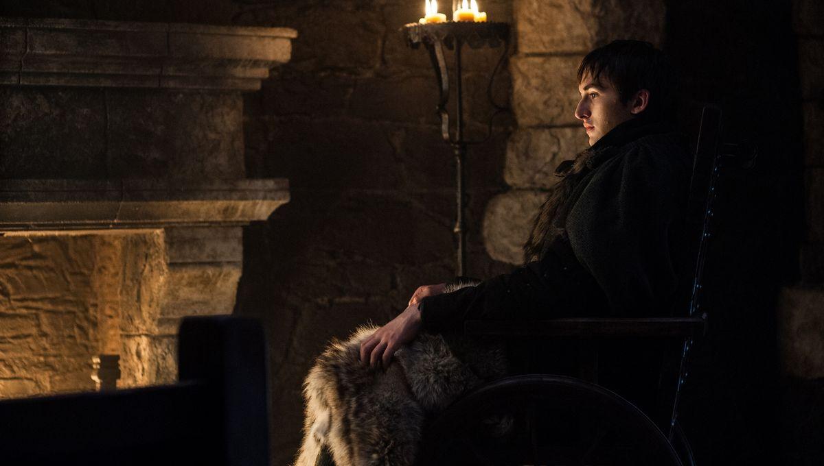Game of Thrones' Isaac Hempstead-Wright on Bran's major bombshell