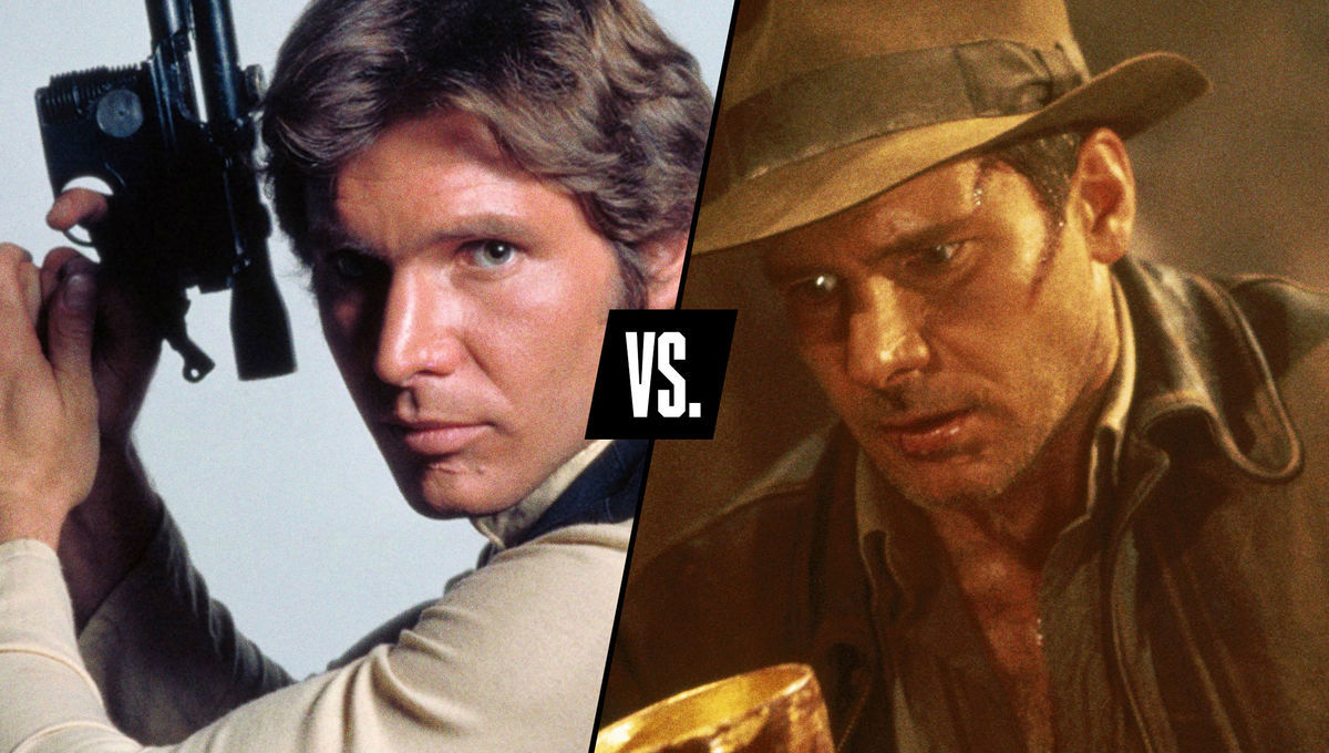 Debate Club: Who is Harrison Ford's best character: Han Solo or Indiana Jones?
