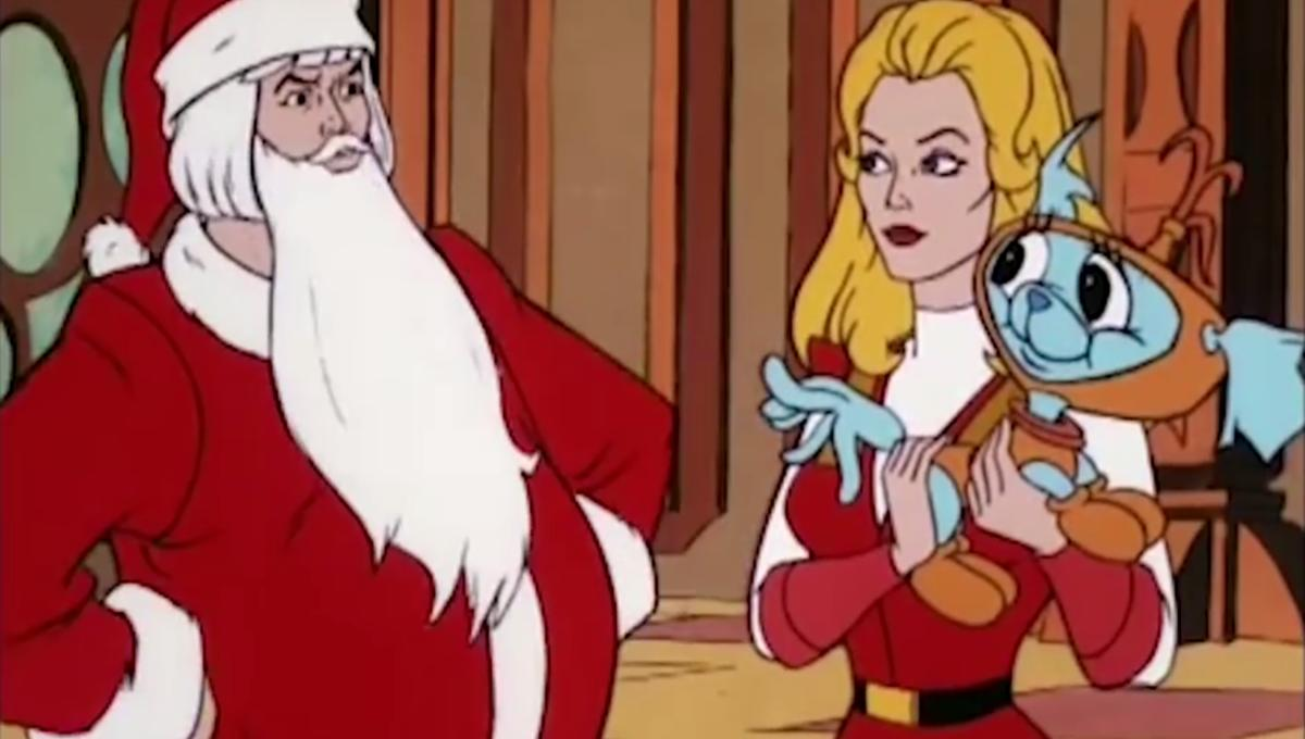 He Man Christmas.Why Everyone Should Watch The He Man And She Ra Christmas