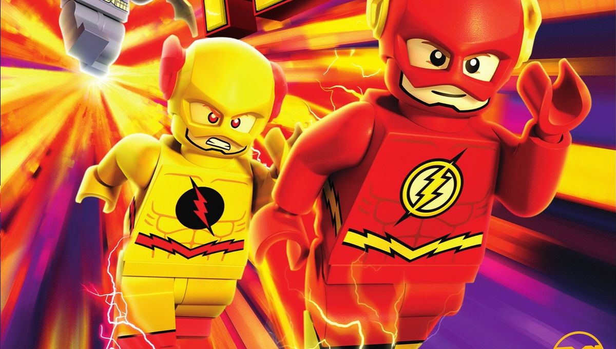 The Flash Gets His Own Lego Dc Super Heroes Movie