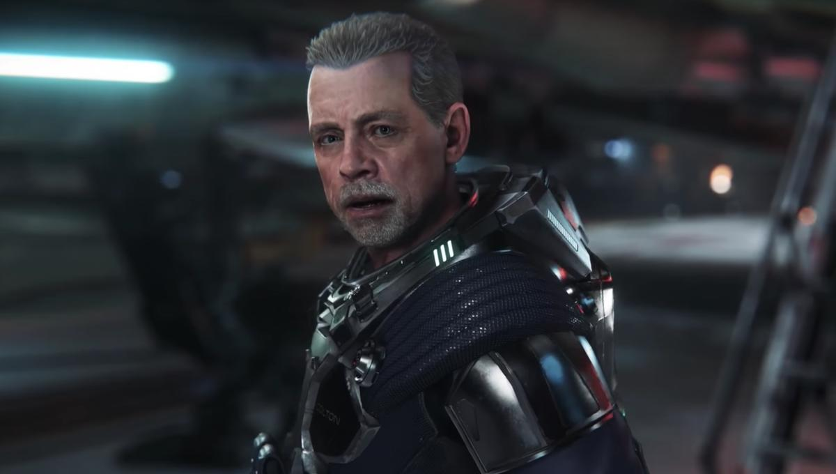 Mark Hamill Is Back In A Cockpit For Star Citizen S Squadron 42