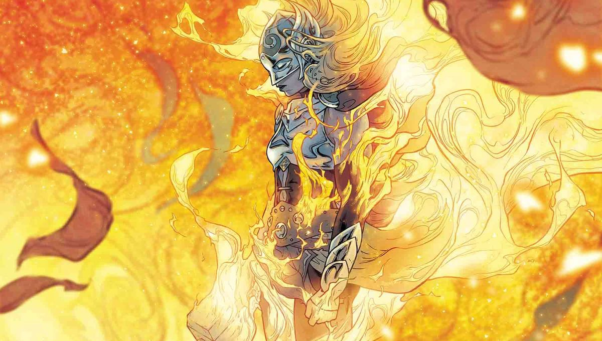 Marvel Comics teases the end of Jane Foster's tenure as Thor