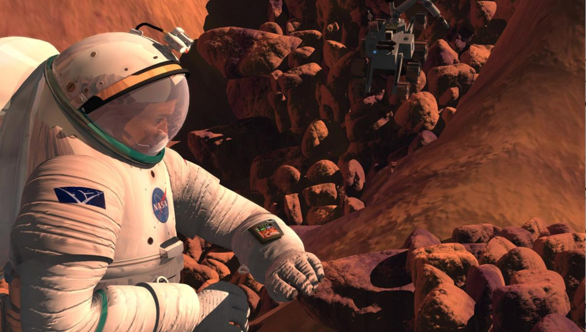 Not leaving Earth? There's still a way to experience Mars.