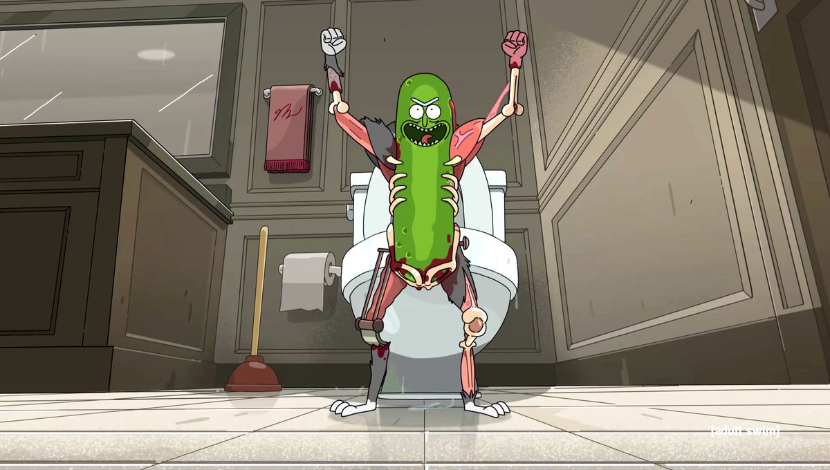 Rick and Morty: Game of Thrones creators call Pickle Rick monologue 'the Best Writing of 2017'