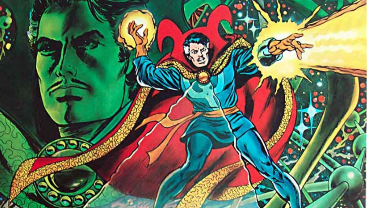 Stuff We Love Marvel S The Occult World Of Doctor Strange 1980