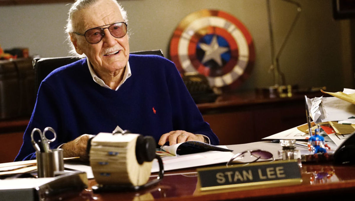 Bilderesultat for stan lee