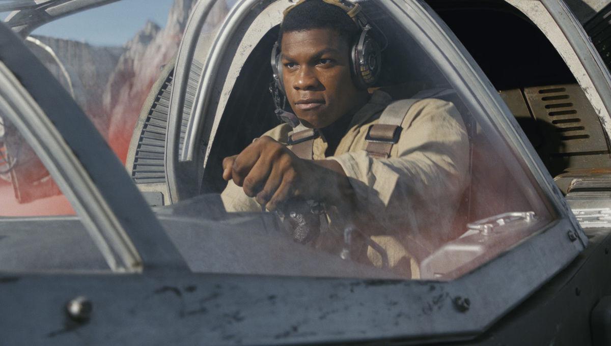 Star Wars Weekly: John Boyega's bloody Episode IX tease and some fan film drama