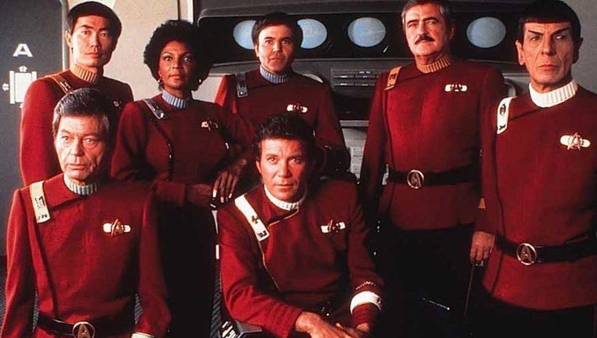 Debate Club: Which is better, Star Trek II or Star Trek IV?