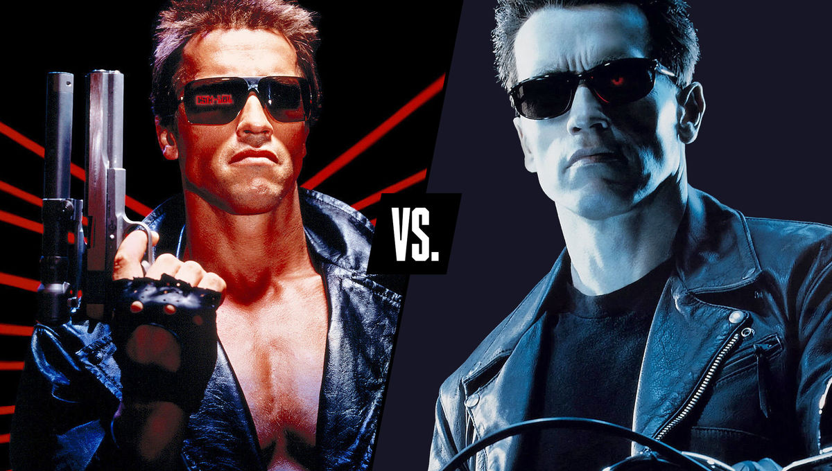 7ba4cd8e Debate Club: Which is better: The Terminator or Terminator 2: Judgment Day?