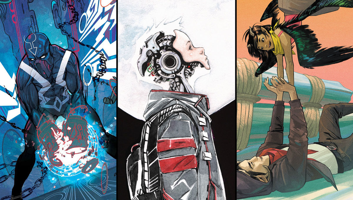 The 30 best comic book artists of 2017