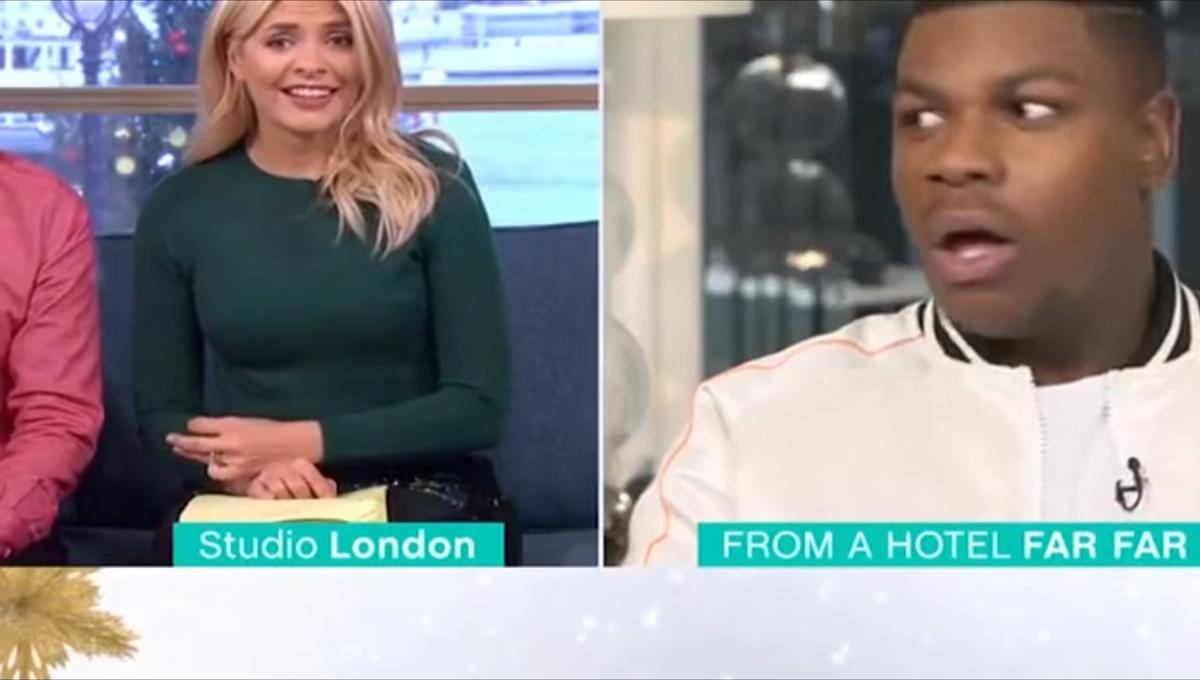 Massive Last Jedi plot point spoiled by UK TV host
