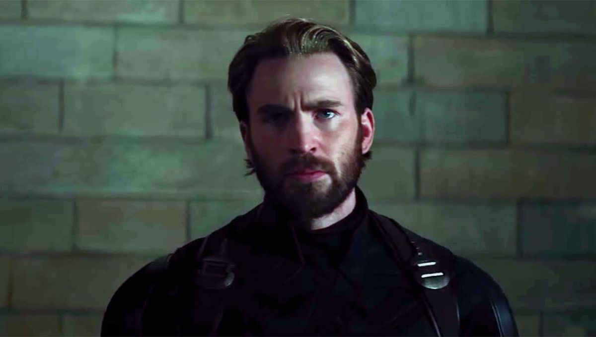 captain america will resemble nomad in avengers: infinity war, says