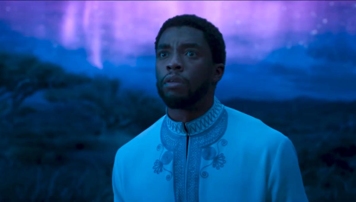 Black Panther spirituality exposure
